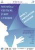 Appel à participation / Festival d'Art Lyrique «Mado Robin»