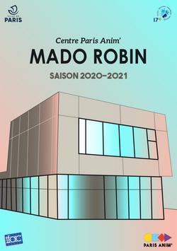 Protocole sanitaire : Le CPA Mado Robin vous accueille en toute sécurité !