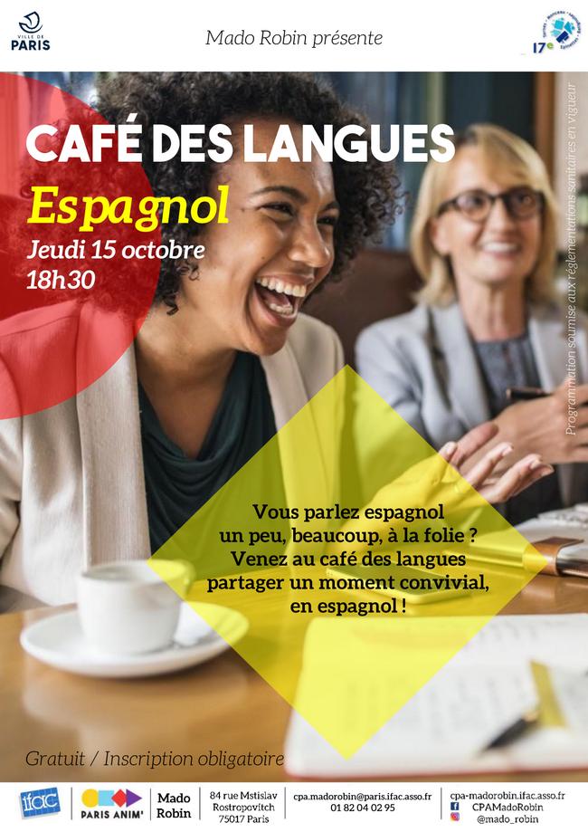 Café des Langues / Espagnol