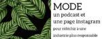 Info environnement : Une industrie de la mode plus responsable, par Mathilde